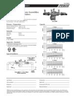 Series 860U Specification Sheet