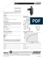 Series FPTC-1 Specification Sheet