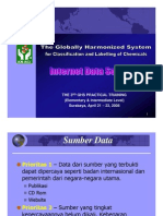 III.4. Introduction to GHS Data Source - Internet Connection (Apr'08)