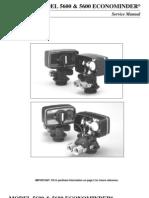 MODEL 5600 & 5600 ECONOMINDER Installation Instructions