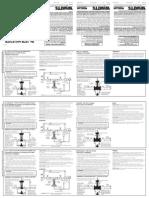 No. 127W and LF127W Installation Instructions