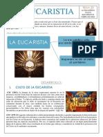 Tema 25 La Eucaristia 2 - Primer Año Confirmacion