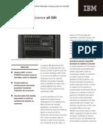 IBM eServer p5 520