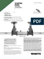 Series 757a, 757aDCDA 757Na, 757NaDCDA Installation Instructions