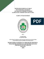KTI Yeremias Fallo - Final
