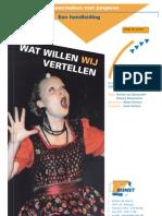 Theatermaken met Jongeren 2005