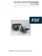 MODEL 2510 & 2510 ECONOMINDER Installation Instructions