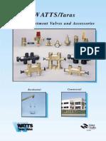Divertaflo Specification Sheet