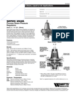 Series 252A Specification Sheet
