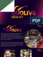 Mídia Kit Duolive
