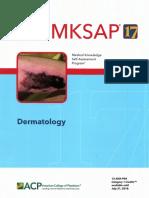 MKSAP 17 Dermatology PDF.pdf