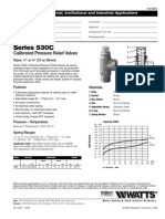 Series 530C Specification Sheet