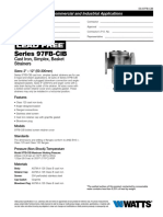 Series 97FB-CIB Specification Sheet