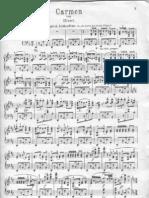 Bizet - Carmen - Themes (Ed Peters)