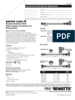 Series CDC-S Specification Sheet