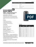 Series DETA Specification Sheet