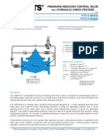 Classic Series F115-3 (Globe), F1115-3 (Angle) Specification Sheet