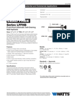 Series LFFHB Specification Sheet