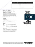 Series GBV Specification Sheet