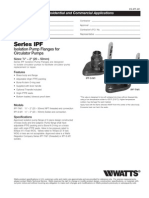Series IPF Specification Sheet