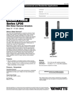 Series LF05 Specification Sheet