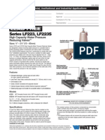 Series LF223, LF223S Specification Sheet