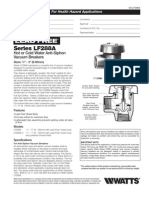 Series LF288A Specification Sheet