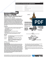 Series LFU5B Specification Sheet