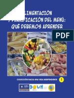 planificacion de menu