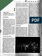 Teatro Visionario de Julio Castillo