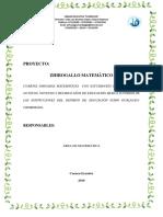 proyecto Chirogallo CUARTAS JORNADAs.docx