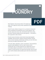 Palantir Foundry Booklet 2