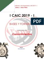 Bases Concurso Conocimientos 2019 - i [Gicitic]