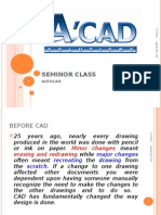 AutoCAD 2007 White Paper Benefits of Moving From AutoCAD LT to