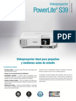 EPSON PowerLite+S39