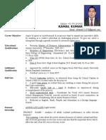 Kamal Resume