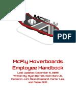 mcfly employee handbook