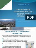 Tema 8 Documentac y Financ. en La Compra Venta Internac. (1)