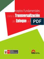 3. Conceptos fundamentales transverzalizar Género MIMP Perú 2014.pdf