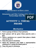 003 Activity 1 Visual Phone