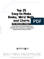 25 Easy to Make Books Word Walls & Charts.pdf