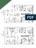 Plan of Duplex