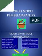 3. Model Pembelajaran Ips Final