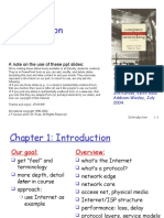 Computer Networking Chapter 1