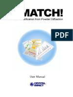 Match Manual