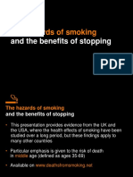 Hazards of smoking & benefits of stopping.ppt