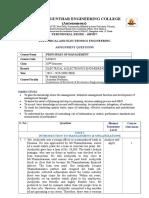 Pom - Assignment Format Final
