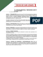 30 Reglamento Xli Cross Popular San Lesmes