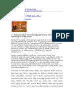 Sejarah Tulisan Jawi Dari Spm