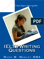 """Free IELTS- Writing -Questions- From-""""IELTS Writing Questions"""""""